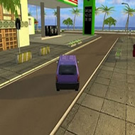 Defensive Driving Game